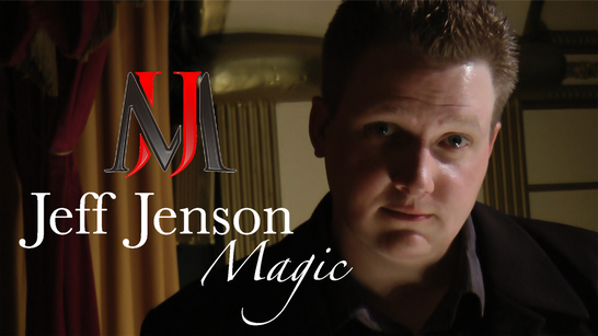 Jeff Jenson Magic Corporate • Trade Show • Private Events - Denver Magician